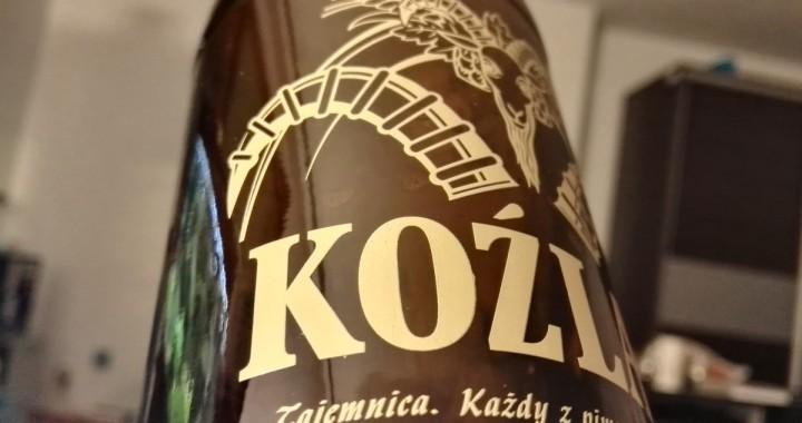 amber koźlak naturalne piwo browar warka
