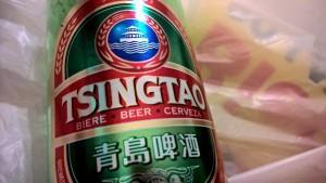 Chińskie piwo z Biedronki