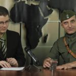 Piotr Korczarowski EmisjaTV - kanał sponsorowany z ambasady radzieckiej